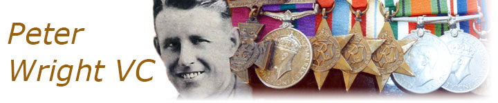 Peter Wright VC